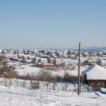 The town of Antonovo