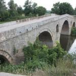 Bridge, the town of Debeletz