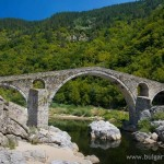 Devil's Bridge, town of Ardino