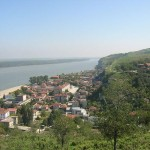 The town of Nikopol