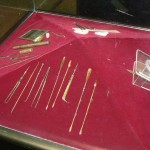 History Museum, Medical Instruments 1-2 century, town of Nova Zagora