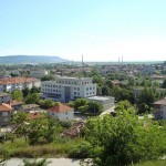 The town of Novi Pazar