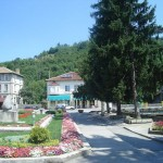 The Center, the town of Plachkovtzi