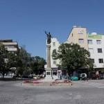 The town of Sevlievo, Statue of Liberty