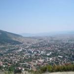 The town of Tvarditsa