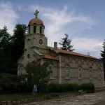 The town of Valchi Dol