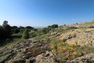 Sinite Kamani (The Blue Stones) Natural Park