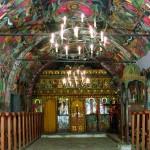 "The village of Arbanassi - the church ""Jesus' Birth"""