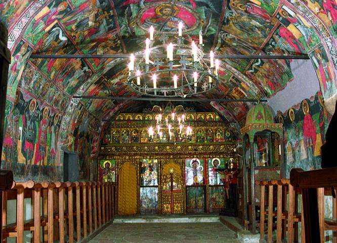 Arbanasi-church Jesus birth