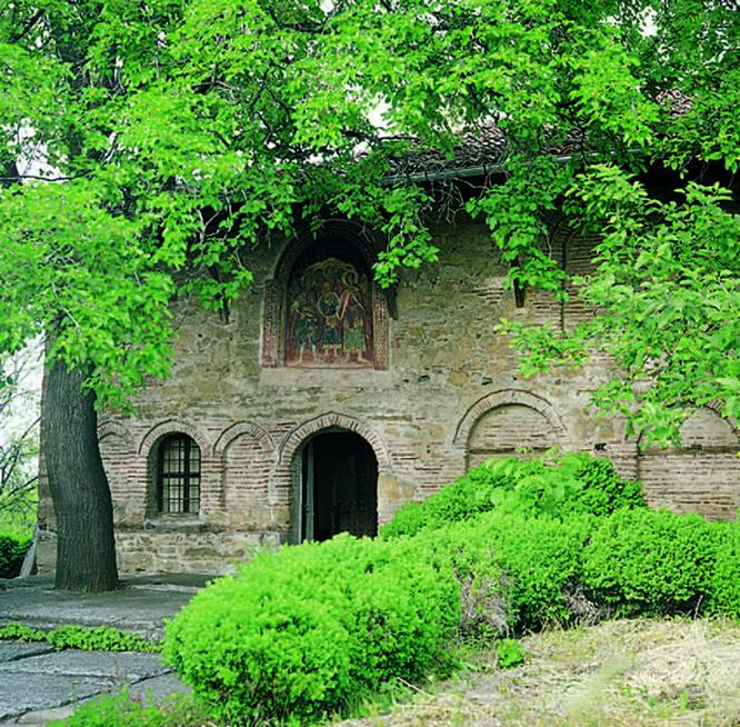 Arbanasi-church St. Dimiter