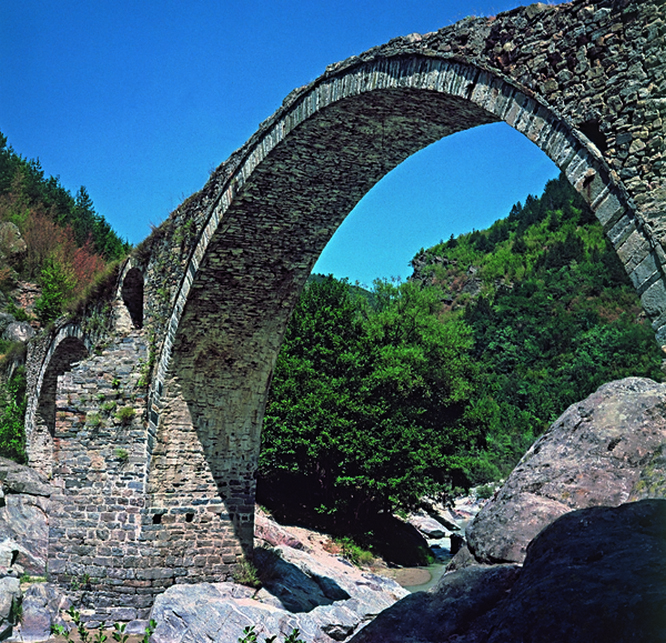 Ardino-Devil's bridge