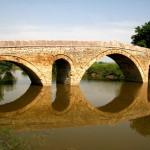 Bridge near the village of Bulgarene