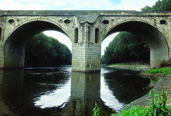 Byala-Belene bridge
