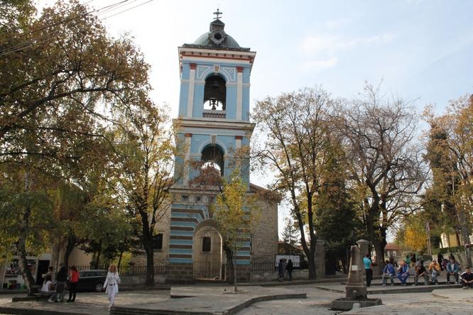 Church Sveta Bogorodica