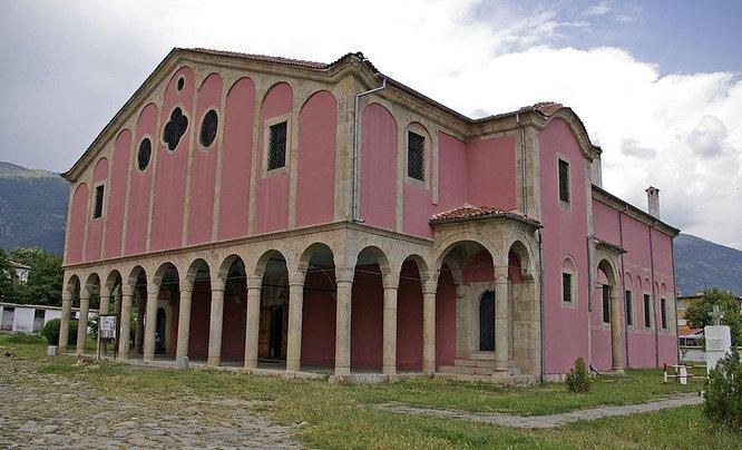 Curkva St. Nikolay