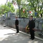 """Ship - museum """"Drazki"""" in Varna"""