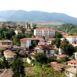 The town of Elena