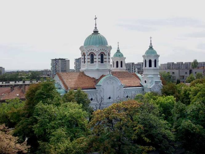 Enoriiski hram sv. Nikolay Chudotvorets