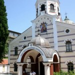 The town of Stara Zagora, Presentation of the Blessed Virgin Mary Church