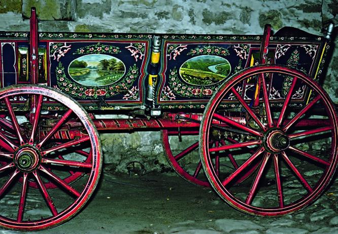 Gabrovo-Etar-a cart