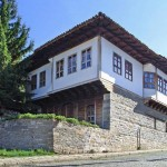 The town of Elena, Gunev's house