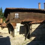 The town of Koprivshtitza