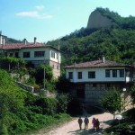 The town of Melnik