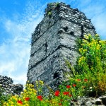 """The town of Melnik - """"The Byzantine house"""""""