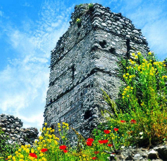 Melnik-Byzantine house