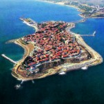 The town of Nessebar