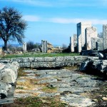 """Nikopolis ad Istrum - """"The town of the victory next to the Danube river"""", built by Roman's emperor Trayan"""