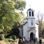 The town of Stara Zagora, Saint Theodore Tyron Chapel