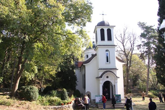 Paraklis sv. Teodor Tiron