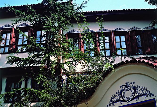 Plovdiv-architectural-historic reserve