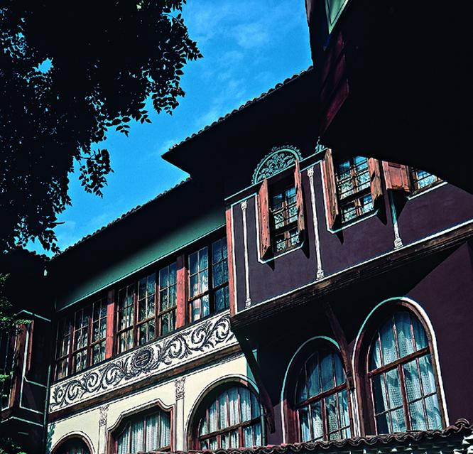 Plovdiv-architectural-historic reserve1