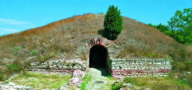 Pomorie-ancient tomb