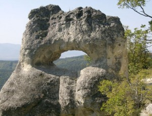 Rock hewn churches of Osmar