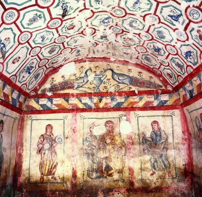 Silistra-Roman tomb