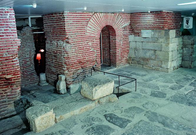 Sofia-Ancient Serdika