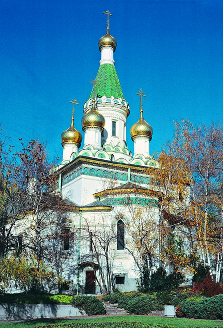 Sofia-St. Nikolay Church
