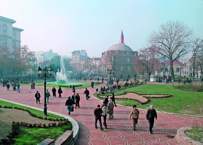 Sofia-the mosque