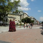 The town of Varna