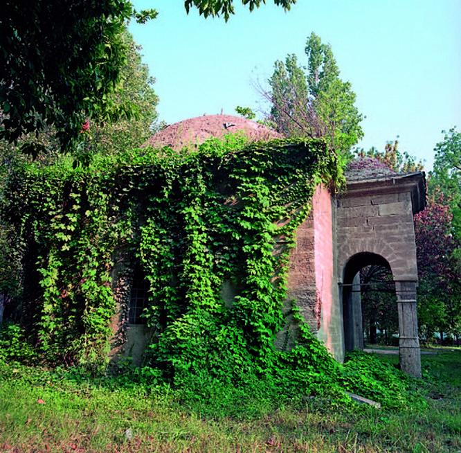 Vidin-Osman Pazvantoglu's mosque and library