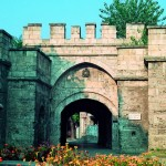 The town of Vidin - gates, part of the fortification system from XVII century