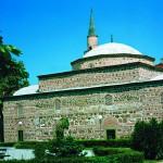The town of Yambol - Eski Dzhamia (mosque)