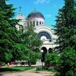 """Saint Georgi - The Victorian"" church, the town of Yambol"