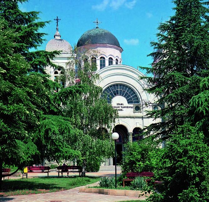 Yambol-Victorian church