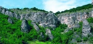 Zemen gorge - Galabinski rocks
