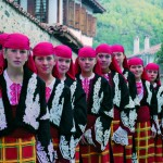 "The town of Zlatograd - ""Rhodopite i Kosmosa"""