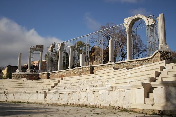 antichen forumen kompleks avgusta traiana